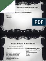 Tipos de Multimedia.