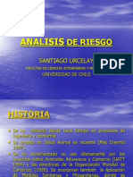 Analisis de Riesgo Curso Universidad de Chile