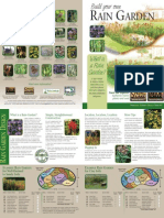 Wisconsin; Build Your Own Rain Garden - Applied Ecological Services