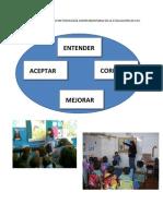 Ensayo  sobre La Coevaluación como Metodología Complementaria en la Evaluación de los Aprendizajes