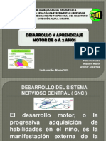 Presentación DESARROLLO MOTOR