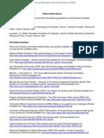 Useful Publications for Rain Gardens - International Rainwater Harvesting Alliance