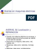 Averias en Maquinas Electric As