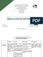Cuadro Comparativo Simulacion Sistemas