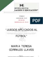 iniciacion futbol