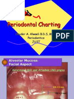 Periodontal Charting and Worksheet