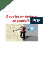 Designer de Games