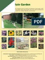 New York; Rain Garden Poster - Montgomery County Conservation District