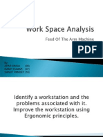 Work Space Analysis FINAL