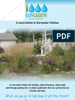 Delaware; Rain Gardens for the Inland Bays