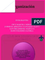 organizacion - administracion