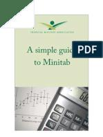 Simple Guide to Minitab