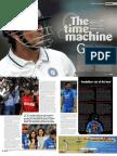 Sachin Tendulkar interview for Inside Cricket
