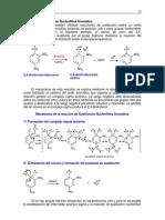 Sustitución Nucleofilica Aromatica
