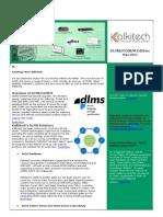 DLMS COSEM Solutions Newsletter