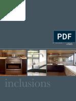 Mainvue Luxury Inclusions
