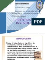 7 Hipotesis