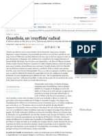 Imprimir - Guardiola, un 'cruyffista' radical · ELPAÍS