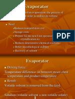 Evaporator V2