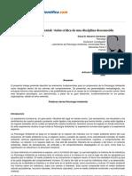 Psicologiapdf 49 Psicologia Ambiental Vision Critica de Una Disciplina Desconocida
