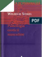 6930020 Wilhelm Stekel Psihologia Eroticii Masculine 1