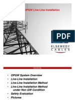 2GW OPGW_live Line Installation Elsewedy [Compatibility Mode]