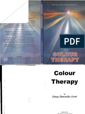 Color Therapy English Complete | Electromagnetic Spectrum