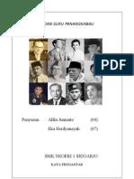 Budaya Dan Suku Minangkabau Versi 2003