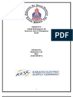 Unstructured Problem KESC