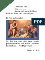 Joshua 1 5 6