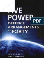 Thayer Five Power Defence Arrangements Exercises 2004-2010