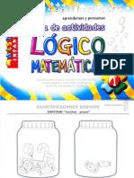 Guía actividades Lógico Matemáticas
