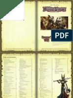 Avatar of War Death Arena Rulebook