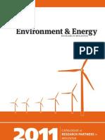 Catalogue Environment&Energy Research Moldova 3rd Edition-1