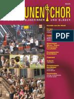 MuseScore featured im Posaunenchor Magazin