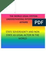2) State Sovereignty & Nsa