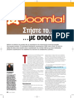 Linux Format Article - Secure Joomla Installation