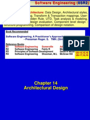 Se Unit5 User Interface Component Based Software Engineering
