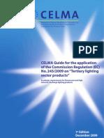 CELMA Ecodesign 1st Edition Dec2009 Full