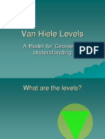 Van Hiele Levels One