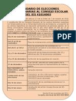 Post Elecciones CE