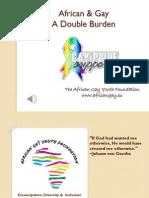African & Gay Afrikadag Presentation