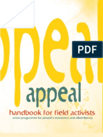 Handbook for Activists