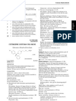 cetirizine dihydrochloride 1084e