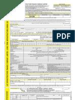 L&T Long Term Infrastructure Bond Tranche 1 Application Form