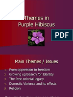 Themes in Purple Hibiscus[1]
