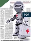 AZM - Pflege-Roboter und Psycho-Pillen