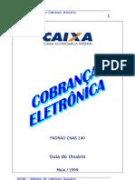 Cef - Manual Cnab 240
