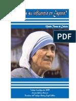 Trabajo Teresa de Calcuta Final