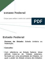Aula - Estado Federal